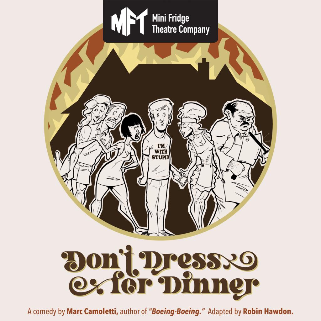 Dont Dress For Dinner - web event