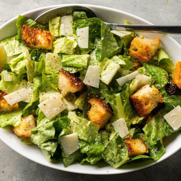 Freshly Tossed Caesar Salad