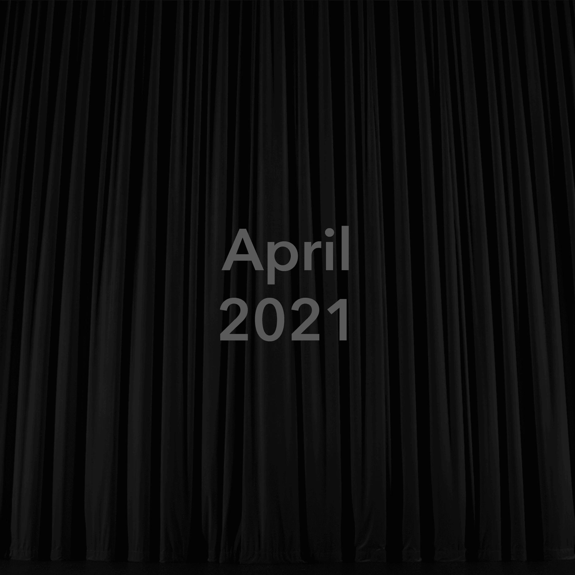 April 2021 Show Placeholder