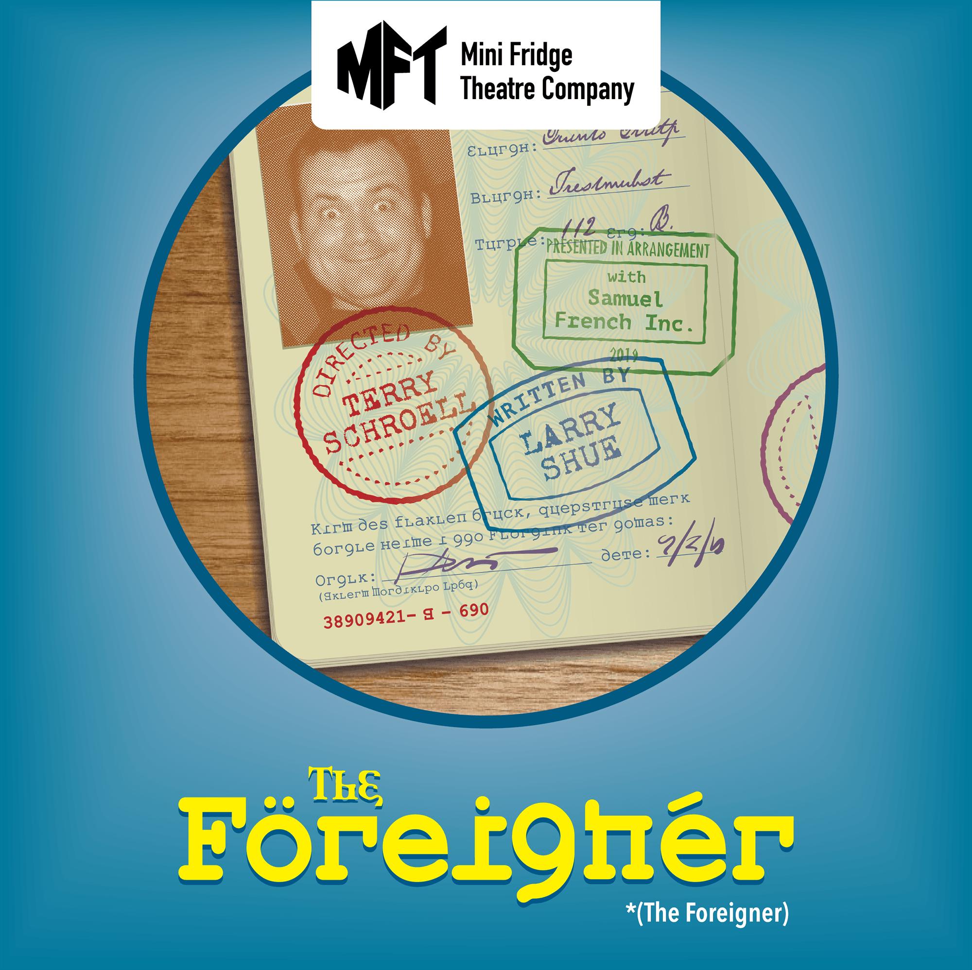 Foreigner - Website Square
