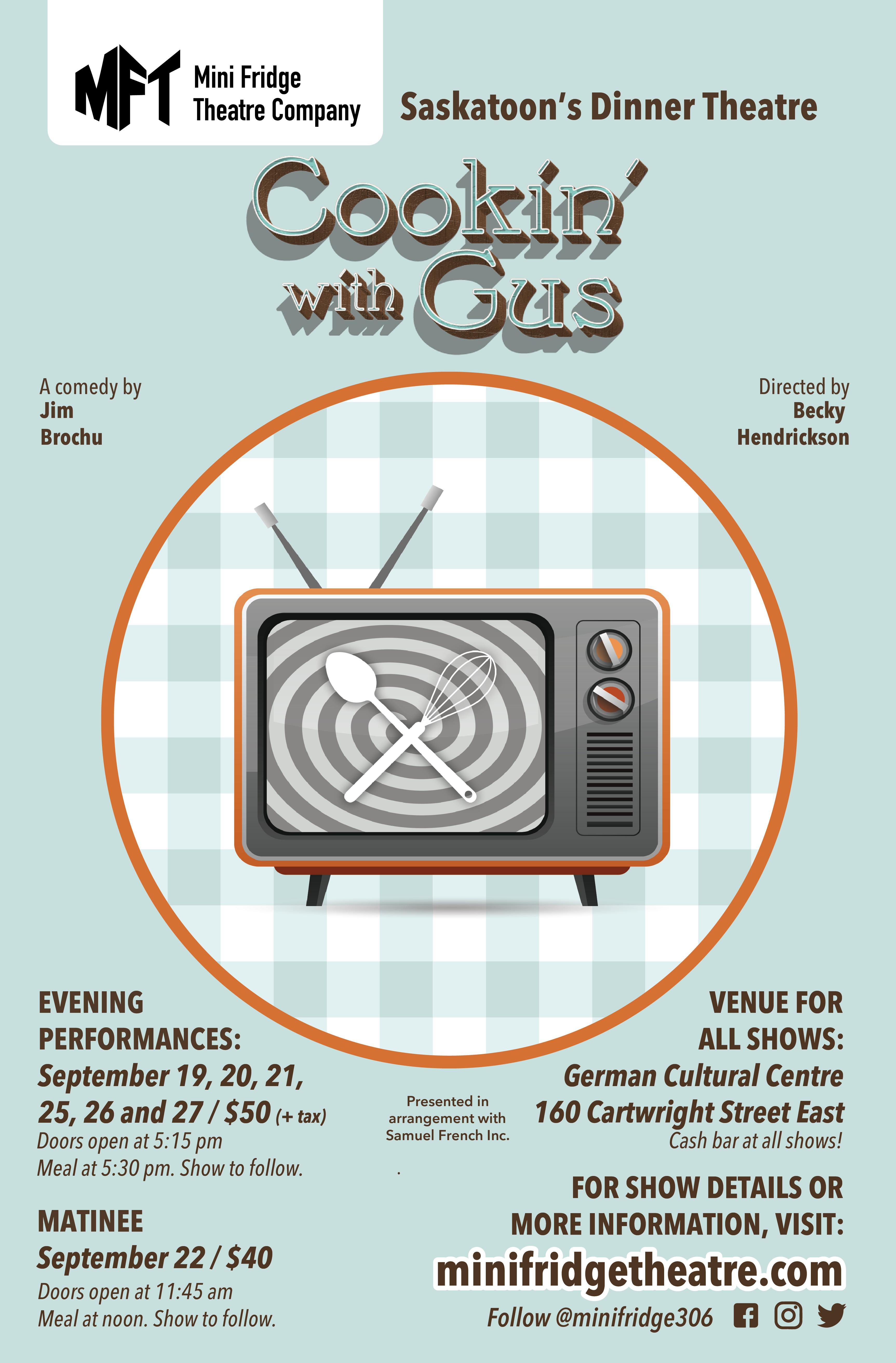 Gus web poster