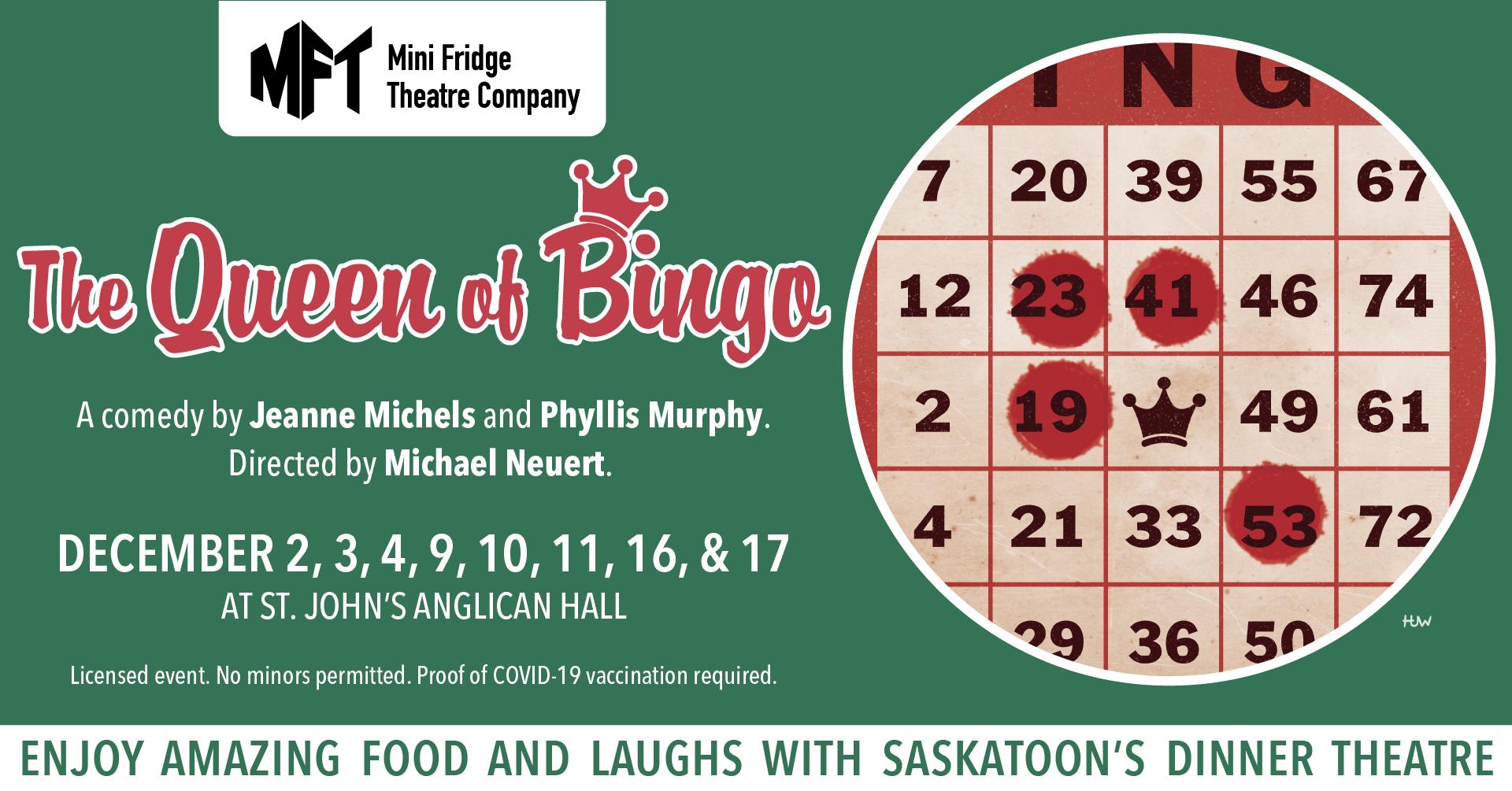 Queen of Bingo Event Pic