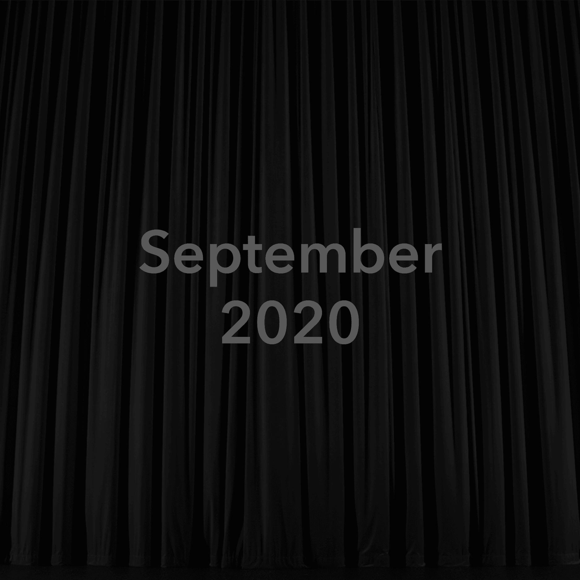 Sept 2020 Show Placeholder