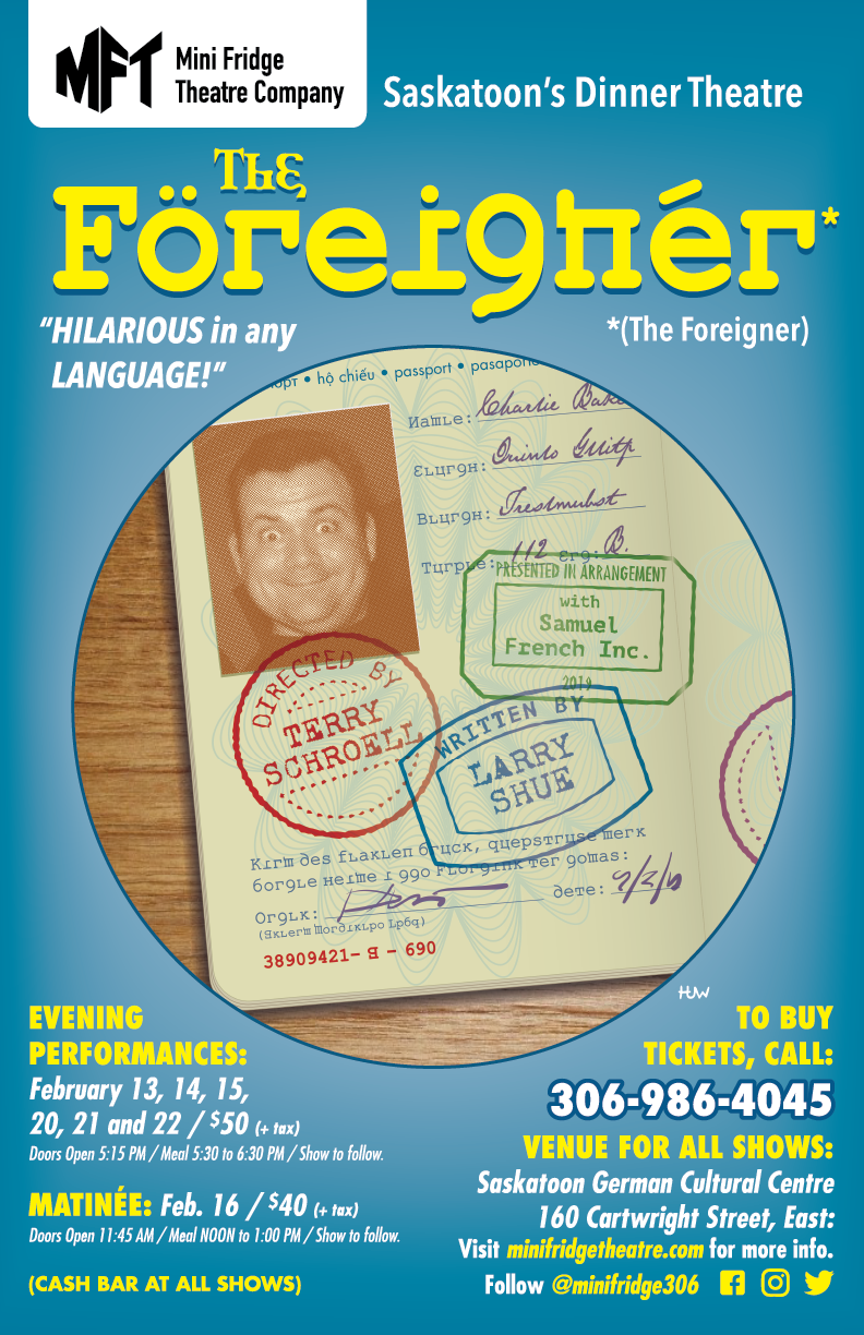 The Foreigner Web poster
